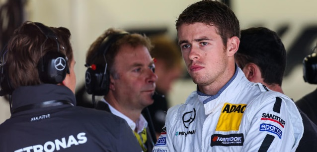 Di Resta pilota di riserva Williams