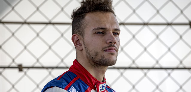 Ghiotto firma per Russian Time<br />