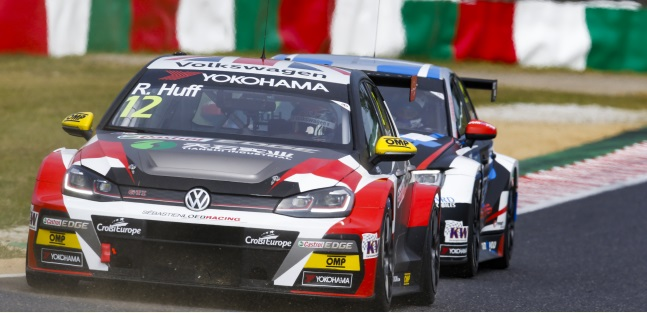 Suzuka, gara 2: Vince Huff<br />Tarquini torna leader in classifica
