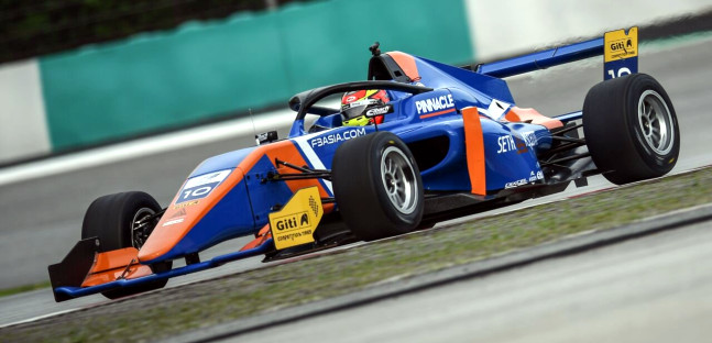 Sepang, qualifica<br />Lawson fa doppia pole all'esordio