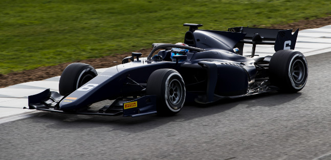 Shakedown a Magny-Cours<br />Ghiotto il pi&ugrave; veloce con Campos
