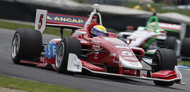 Indy Lights a Indy Road<br />Doppietta di Colton Herta