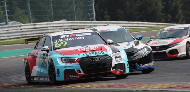Spa, qualifica: Vernay in pole