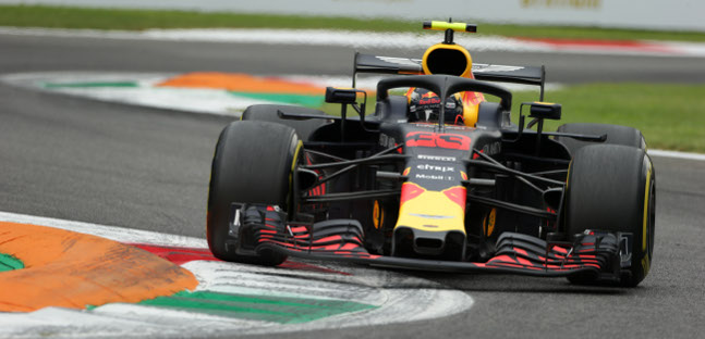 Red Bull, a Sochi si torna<br />alla vecchia power unit Renault
