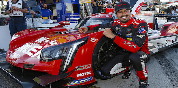 Road Atlanta, qualifica<br />Nasr in pole per la Petit Le Mans