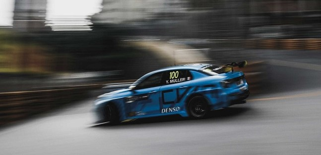 Macao – Qualifica 1<br />Pole e record per Muller<br />