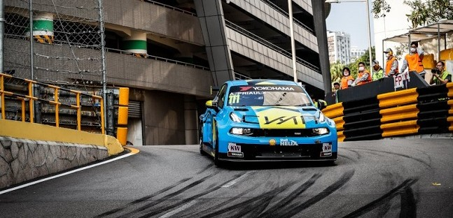 Macao, gara 3: Priaulx is back