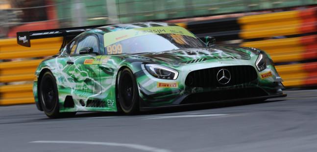 FIA GT World Cup a Macao<br />Fantastico Marciello, trionfo italiano