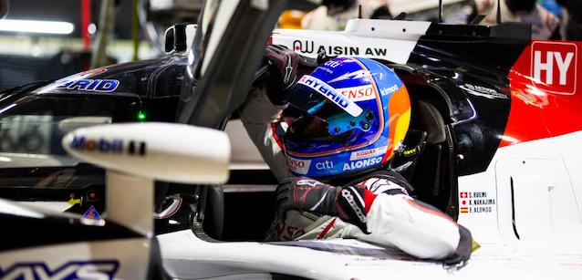 Sebring, qualifica<br />Alonso segna il record