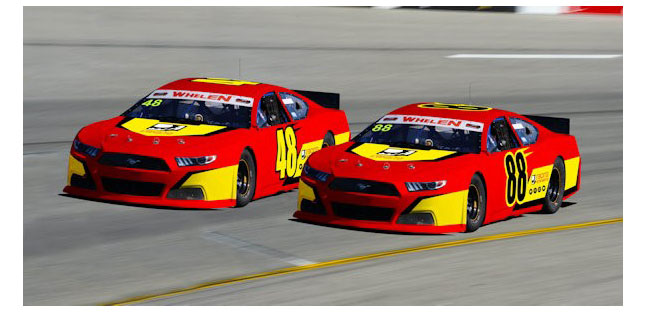 Nascar Euro Series<br />Arriva Racing Engineering