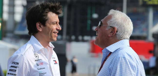 Racing Point Junior team Mercedes?<br />Wolff: «Aperti ad una collaborazione»