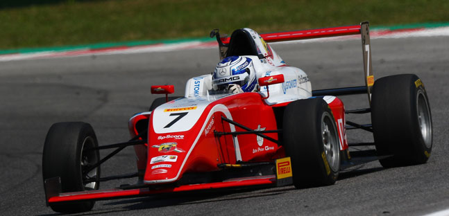 Misano - Qualifica 1-2<br />Petecof e Aron in pole