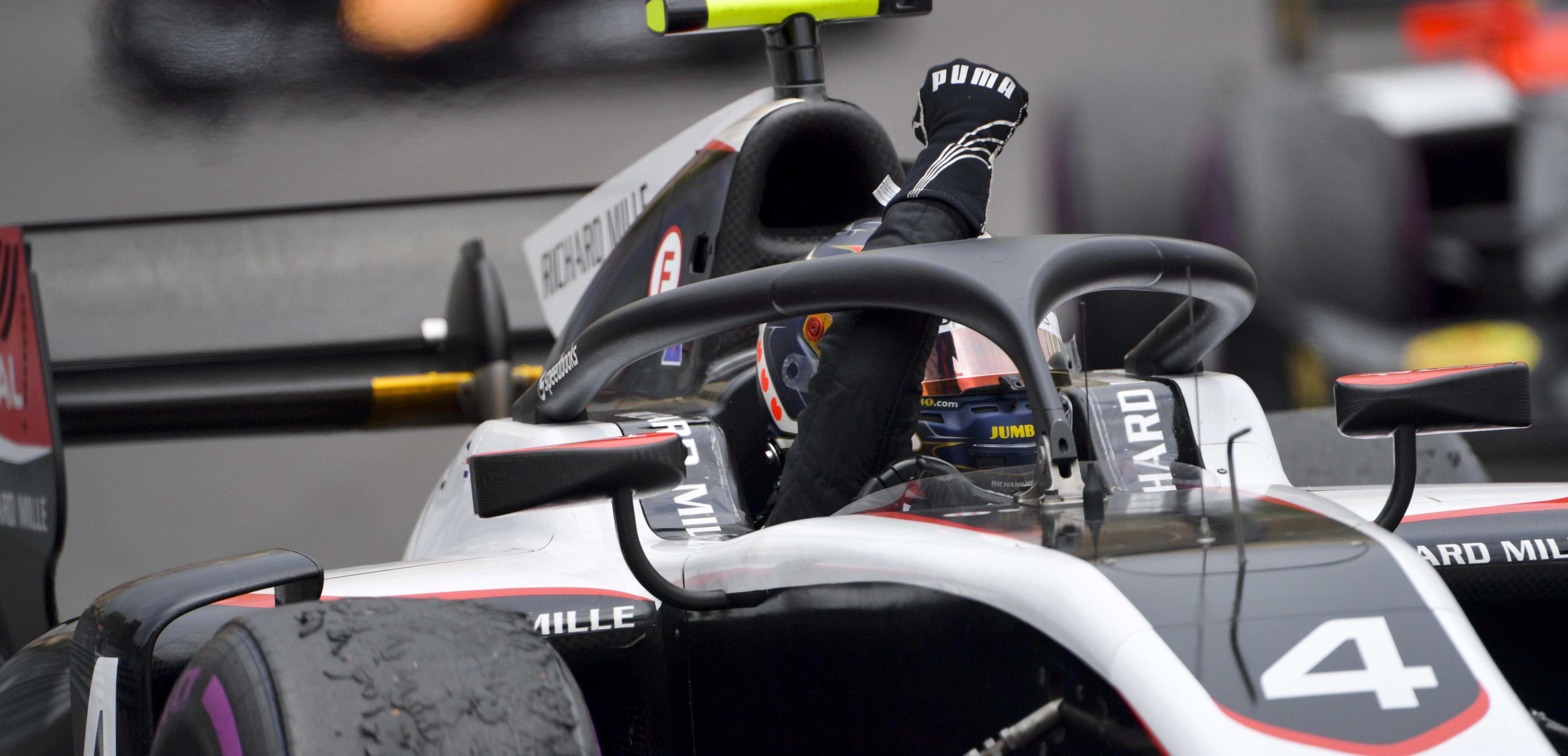 Monaco - Gara 1<br />De Vries vince, Ghiotto secondo