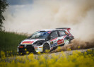 Rally Liepaja<br />Oliver Solberg, che forza