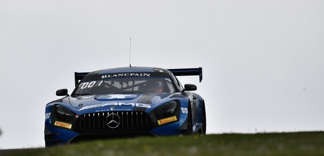 WCE a Brands Hatch, qualifica<br />Mercedes, pole a sorpresa<br />