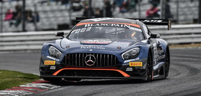 WCE a Brands Hatch, gara 1 <br />Neubauer-Bastian di strategia