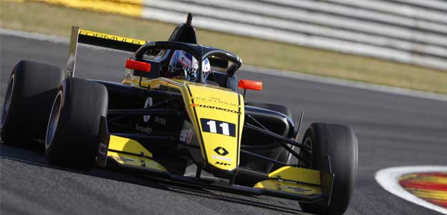 Spa - Qualifica 2<br />Martins conquista la pole