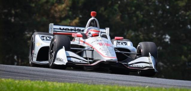 Mid-Ohio, qualifica<br />Pole imperiosa di Power