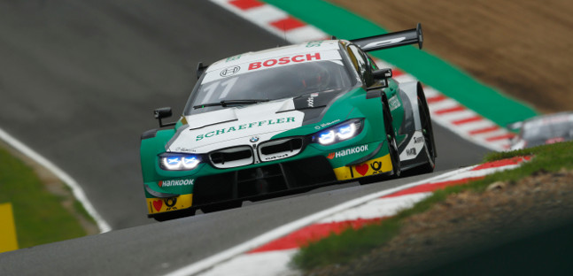 Brands Hatch - Qualifica 1<br />Wittmann si fa largo per la pole