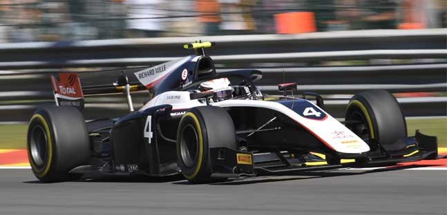 Spa - Qualifica<br />Quarta pole per De Vries