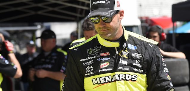 Matt DiBenedetto da Wood Brothers<br />Si ritira Paul Menard dopo 69 top 10