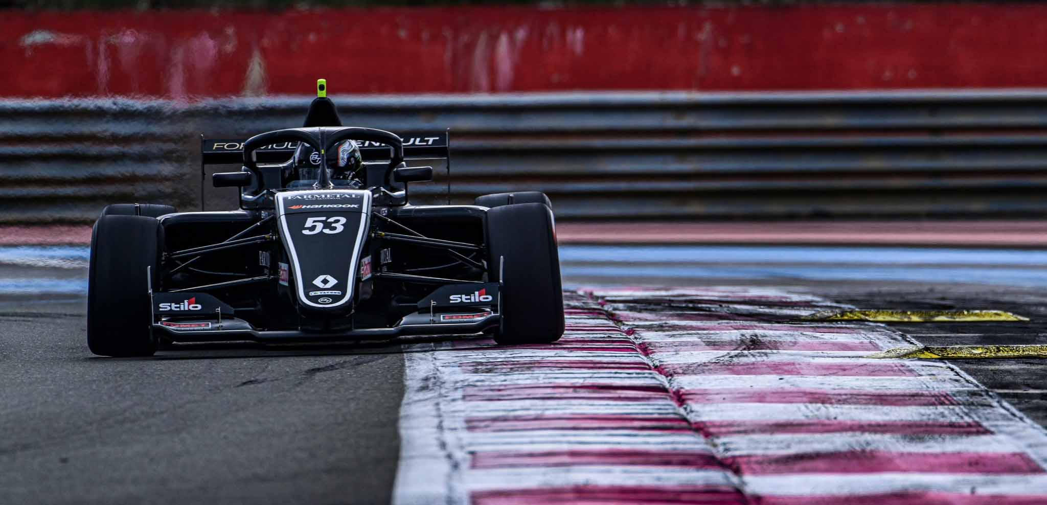 Le Castellet - Qualifica 1<br />Colombo beffa Martins