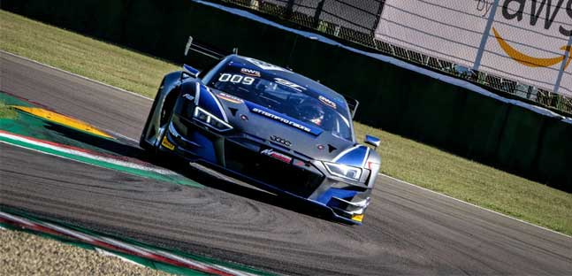 Endurance a Imola - Qualifica<br />Pole di Vervisch, italiani al top
