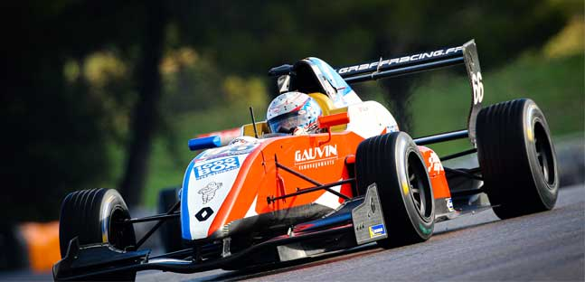 Graff Racing al via<br />con due Tatuus Renault F3