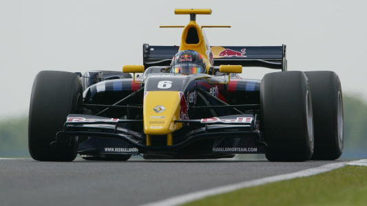 Wickens ritorna da Carlin in WSR