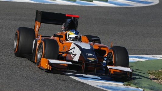 Test a Jerez - 5° turno<br>Quaife-Hobbs leader con MP