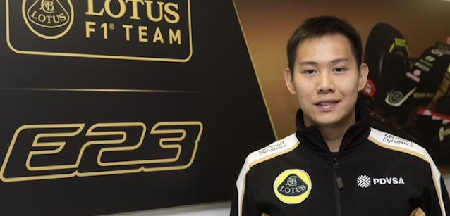Fong in Lotus come Development Driver